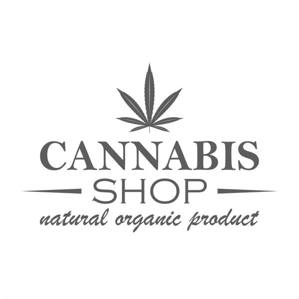 Cannabis shop sign