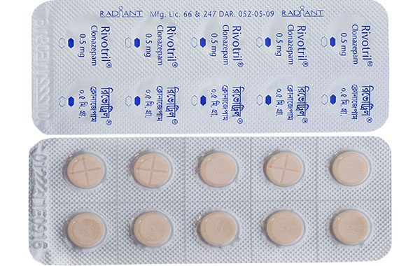 can clonazepam cause diarrhea