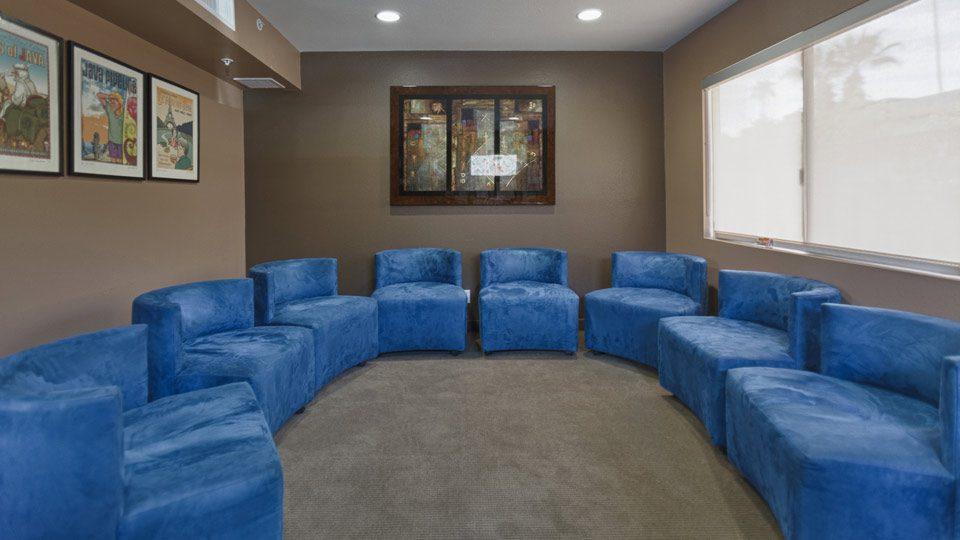 Michael's House Men's Center Group Room