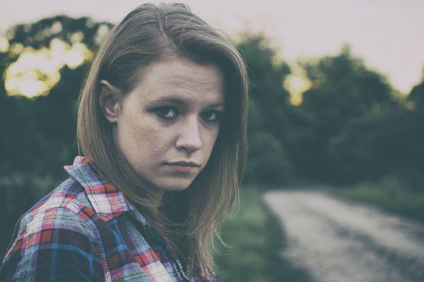 Teen girl opioid problem