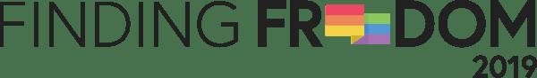 Finding Freedom logo 2019