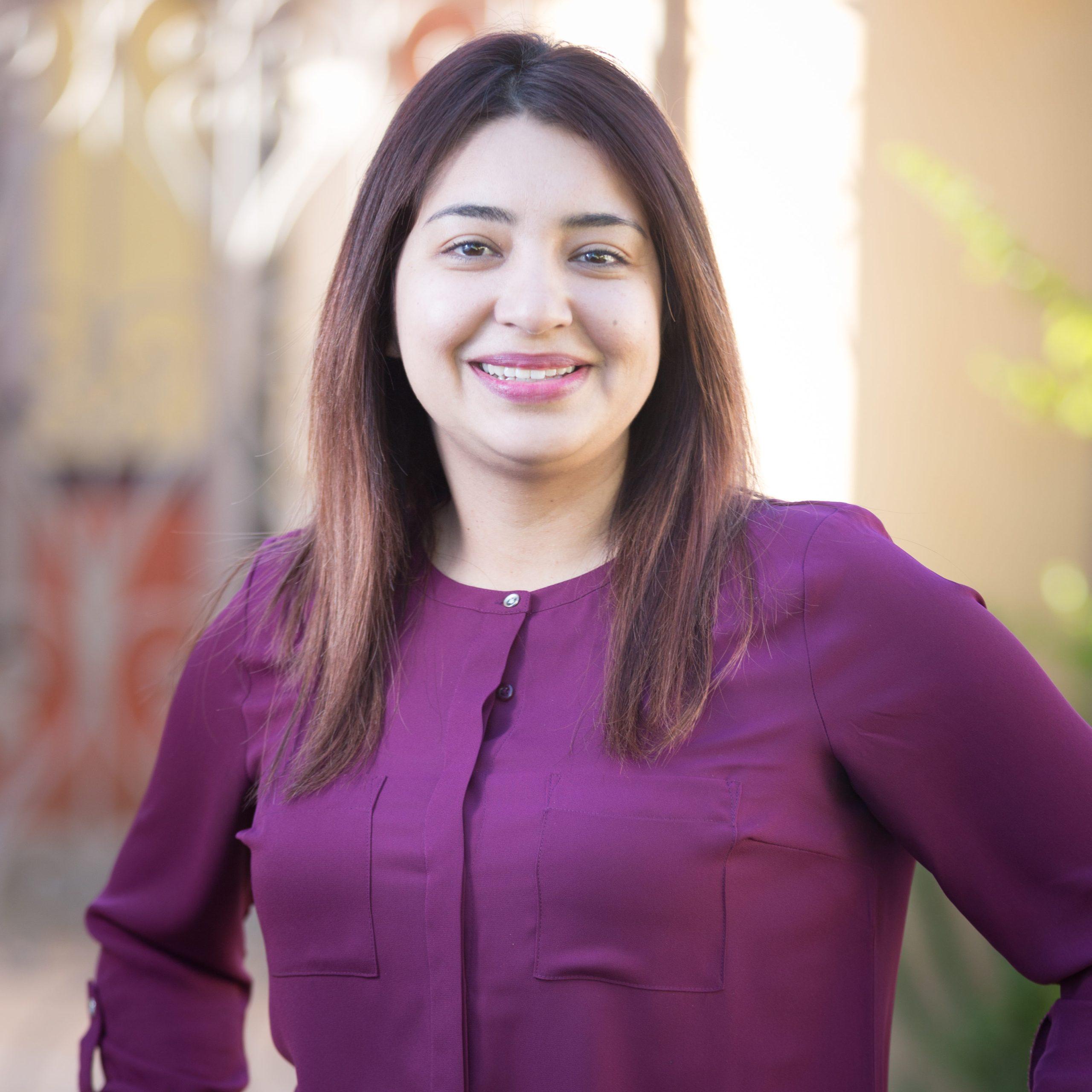 Monica Patino-Ayala, AMFT