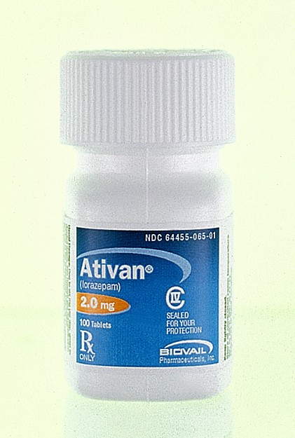 Mg ativan to get high